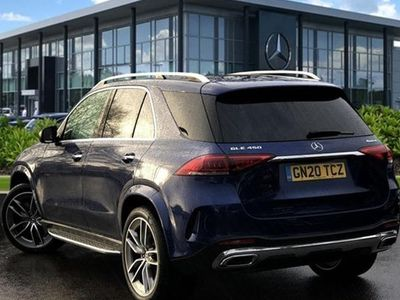 used Mercedes GLE450 AMG GLE SUV4Matic AMG Line Premium Plus 7 seats 9G-Tronic auto 5d