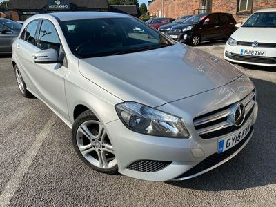 used Mercedes A180 A Class 1.5CDI Sport Edition 7G-DCT 5dr (E6)