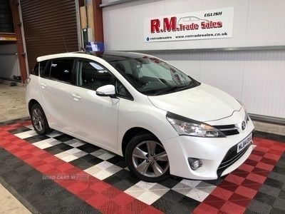 used Toyota Verso TREND D-4D