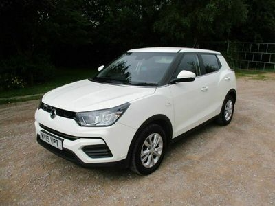 used Ssangyong Tivoli 1.6 EX 5dr