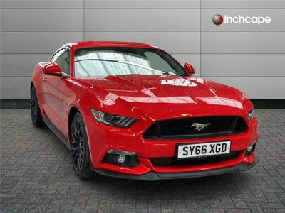 used Ford Mustang GT FASTBACK 5.0 V8 2dr