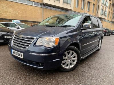 used Chrysler Voyager CRD GRAND LIMITED MPV 2010