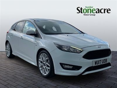 used Ford Focus Estate 1.0 EcoBoost 125 ST-Line 5dr Auto