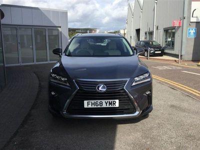 used Lexus RX450h RX 2019L 3.5 5dr CVT [Premium pack] Estate 2019
