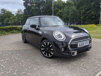 used Mini Cooper S Hatchback 2.0Exclusive Ii 3Dr Auto