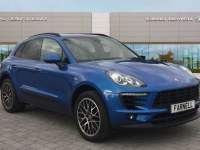used Porsche Macan S 5dr PDK suv 2017