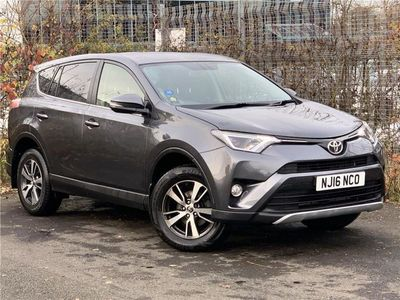 used Toyota RAV4 2.0 D-4D Business Edition 5dr 2WD