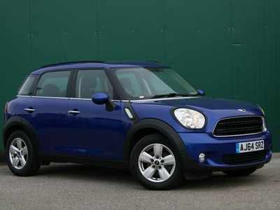 used Mini Cooper Countryman 1.6 5dr [Pepper Pack]