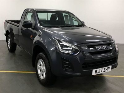 used Isuzu D-Max 1.9 Single Cab 4X4