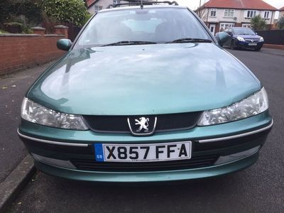 used Peugeot 406 2.0 HDi GLX 5dr (a/c)