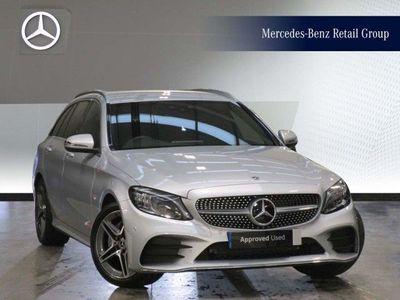 used Mercedes C200 C CLASS 2019 CroydonEstate