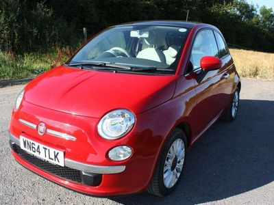 used Fiat 500 1.2 Lounge (s/s) 3dr