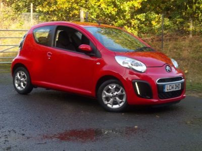 used Citroën C1 1.0 i Edition 3dr