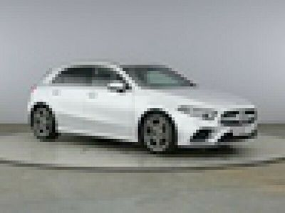 used Mercedes A180 A Classd AMG Line