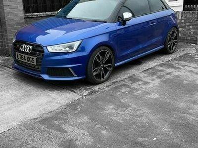 used Audi S1 2.0 TFSI quattro 3dr