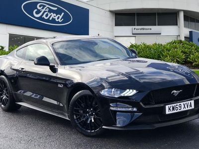 used Ford Mustang GT 5.0 V8 2dr Auto Coupe fastback