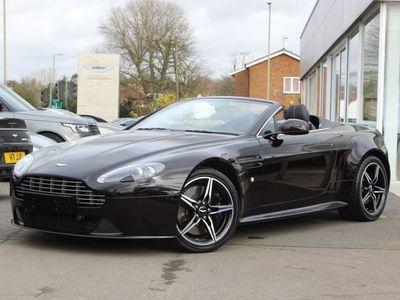 used Aston Martin V8 Vantage S S 2dr Sportshift 4.7