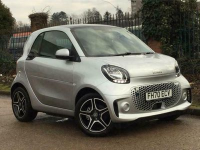 used Smart ForTwo Electric Drive COUPE 60kW EQ Premium 17kWh 2dr Auto [22kWCh]