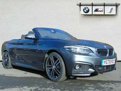 used BMW 220 d M Sport Convertible