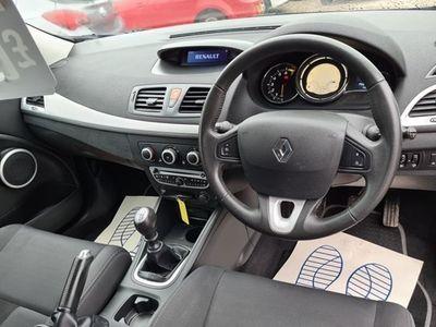 used Renault Mégane Coupé Coupe 1.6 16V (110bhp) Dynamique 3d