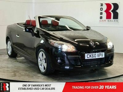 used Renault Mégane Cabriolet 1.4 DYNAMIQUE TOMTOM TCE 2d 130 BHP 2-Door