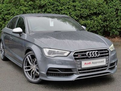 used Audi A3 S3 Tfsi Quattro 4Dr S Tronic