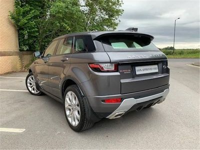 used Land Rover Range Rover evoque 2.0 Td4 Hse Dynamic 5Dr Auto