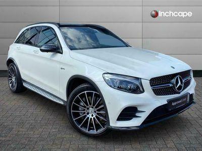used Mercedes GLC43 AMG Glc Amg Coupe4Matic Premium Plus 5dr 9G-Tronic 3.0