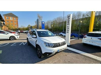 used Dacia Duster Station Wagon 5-Door 1.5dCi (115bhp) Prestige Blue (s/s) 5dr