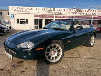 used Jaguar XKR 4.0 Supercharged 2dr Auto