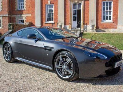 used Aston Martin V8 Vantage 2016 Vantage 4.7 SCOUPE 6 SPEED (SAT NAV) Hatchback 2016