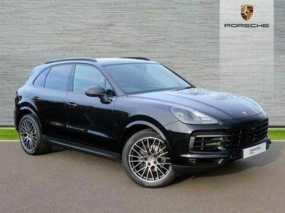used Porsche Cayenne 5dr Tiptronic S