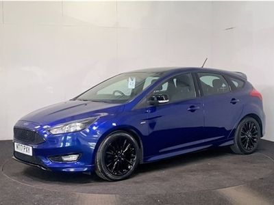 used Ford Focus 1.5 ST-LINE TDCI 5d 118 BHP
