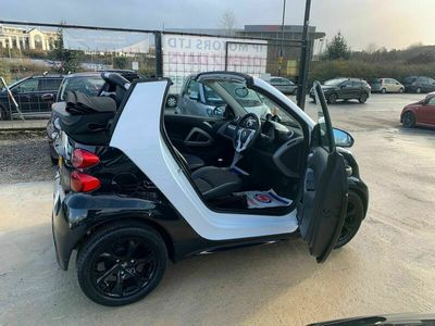 used Smart ForTwo Cabrio 1.0 MHD Edition 21 Softouch 2dr