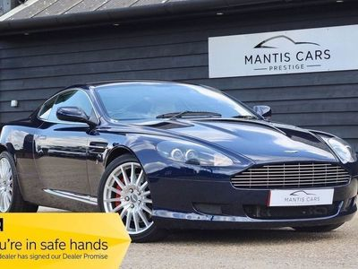 used Aston Martin DB9 5.9 V12 2d AUTO 451 BHP EXCELLENT CLEAN EXAMPLE