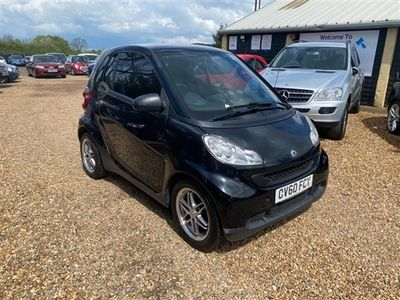 used Smart ForTwo Coupé PASSION CDI