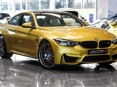 used BMW M4 3.0 BiTurbo Competition DCT (s/s) 2dr Semi Auto