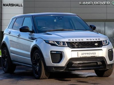 used Land Rover Range Rover evoque 2017 Lincoln 2.0 TD4 HSE Dynamic 5dr Auto