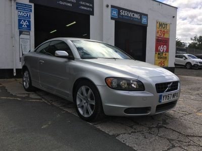 used Volvo C70 2.5 T5 Sport Geartronic 2dr