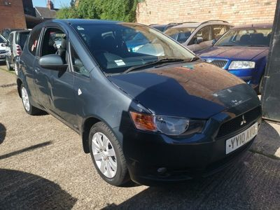 used Mitsubishi Colt 1.3 CZ2 ClearTec 3dr