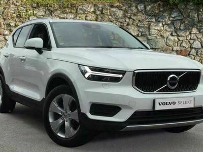 used Volvo XC40 T3 Momentum Manual (Winter Pack, Spare Wheel)