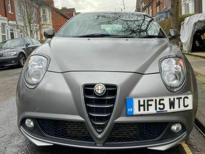 used Alfa Romeo MiTo 1.4 TB MultiAir Quadrifoglio Verde ALFA TCT 3dr