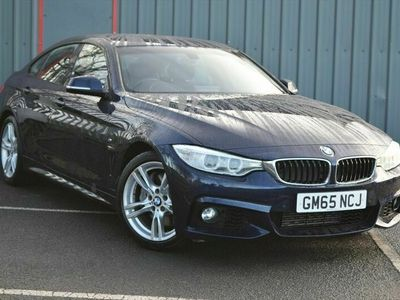 used BMW 435 4 Series i M Sport 5dr Auto [Professional Media]