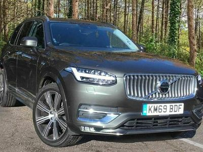 used Volvo XC90 T5 AWD Inscription Pro Automatic, Seven Seat Comfort, Xenium Pack, Tinted Windows, Blind Spot Info, SmartPhone.