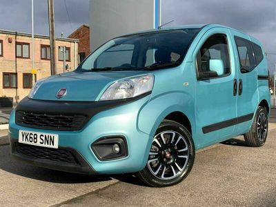 used Fiat Qubo 1.3 MultiJet Lounge 5dr