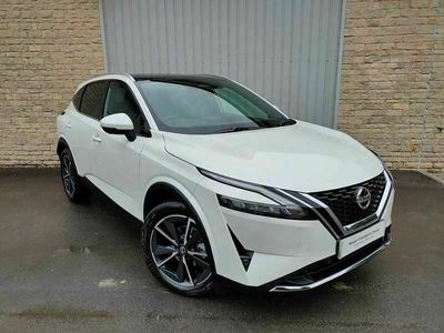 used Nissan Qashqai 1.3 DiG-T MH 158 Tekna 5dr Xtronic Automatic