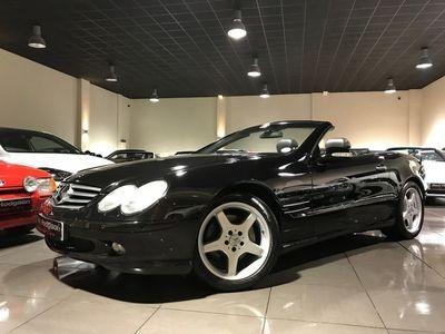 used Mercedes SL500 SL18INCH AMG ALLOYS BOSE SOUND 5.0 2dr