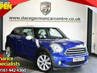 used Mini Cooper Coupé Paceman 1.6 [CHILI PACK & MEDIA PACK] 3DR 122 BHP 2013