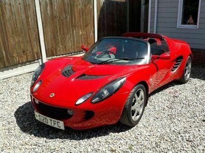 used Lotus Elise 1.8 S 2dr