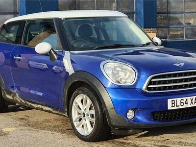used Mini Cooper Coupé 1.6 Cooper D 3dr [Chili Pack]
